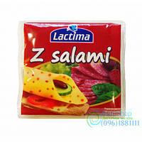 Cыр тостовый Laktima salami130 г