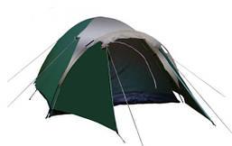 Палатка MALWA 4 (клеенные швы + тамбур)