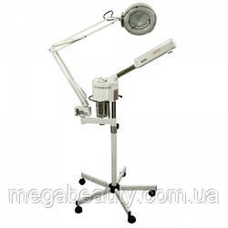Вапоризатор М-2001А (колба стекло)+Лампа-лупа на штативе