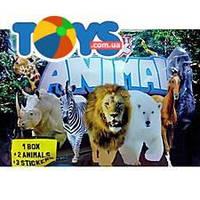 Игровые фигурки Pocket Box «Животные дикой природы», PB5186