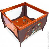Детский Манеж Baby Design Play Up-01 orange