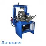 Станок для рихтовки дисков Радиал М2 Radial M2 ручная гидравлика Украина