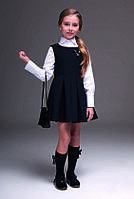 Модный школьный сарафан на складах