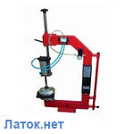 Вулканизатор с пневматическим прижимом настольный ЭВУ - 2 МП Украина