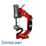 Вулканизатор с пневоматическим прижимом настольный ЭВУП Украина