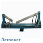 Борторасширитель для колес легковых автомобилей голубой Украина