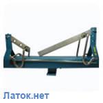 Борторасширитель для колес легковых автомобилей голубой Украина, фото 1