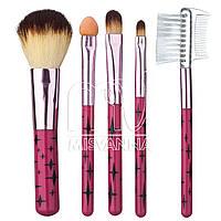 Набор кистей для макияжа Salon Professional, №251