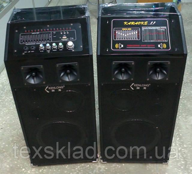 Активные колонки AMC KN-116,акустика