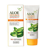 Солнцезащитный крем Dabo Aloe Stem Rich Sun Cream SPF50PA++