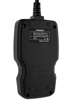 Диагностический сканер для авто OBD-2 EOBD ANCEL AD310, фото 2