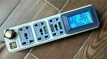 Цифровой встраиваемый мультиметр 4400W 20A  ATORCH AP06S, фото 3