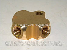 Тройник тормозных трубок (М10х1-М10х1-М10х1)   — Wp - T127