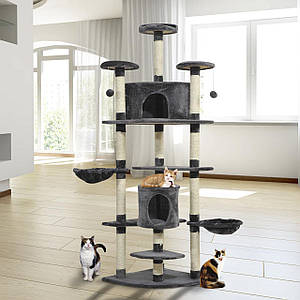 Когтеточка, комплекс для кота 2 метра