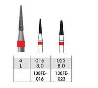 Фреза твердосплавная зуботехническая HF138FE-023