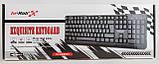 Клавіатура Hi-Rali HI-KB2023, USB, чорна, фото 4