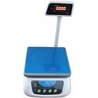 Фасовочные весы со стойкой ВТЕ-Т3Н_3, 6, 15, 30 кг (230х260мм)