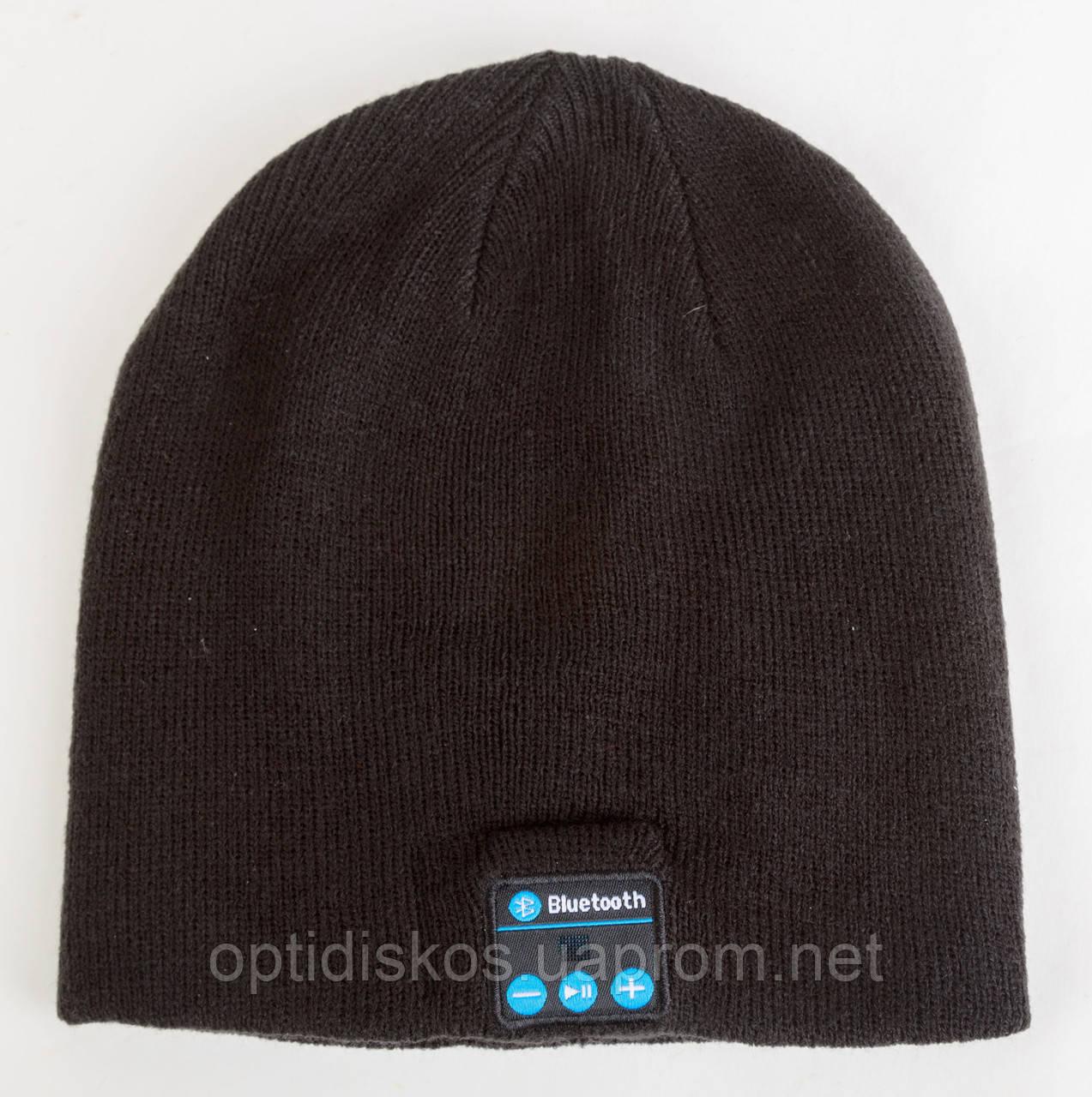 Шапка с bluetooth гарнитурой, шапка-наушники Magic Hat