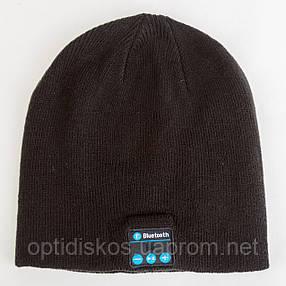 Шапка с bluetooth гарнитурой, шапка-наушники Magic Hat, фото 2