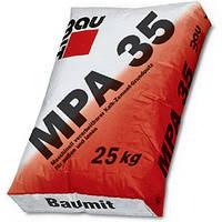 Бауміт MPА 35 Штукатурная смесь, 25 кг