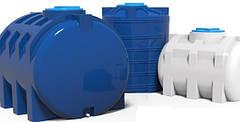 Пластиковые емкости, баки, бочки от 1500, 2000, 3000, 5000, 7500, 10000, 12500, 15000, 20000 литров