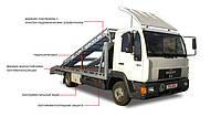 Переоборудование грузового автомобиля в автовоз