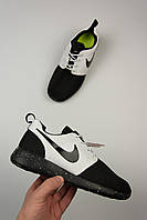 Кроссовки Nike Roshe Run Oreo, черно-белые