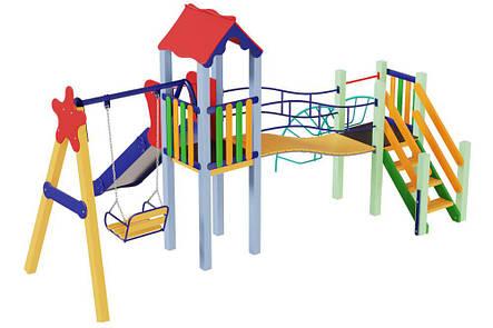 """Детский игровой комплекс """"Верблюжонок"""",  1,2 м, фото 2"""