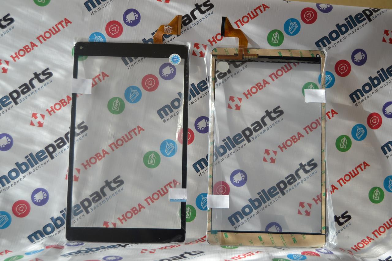 Оригинальный Сенсор (Тачскрин) к планшету Impression ImPAD M101 DG101321-F1 (Черный)