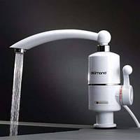 Проточный нагреватель водонагреватель Делимано Delimano електро кран !