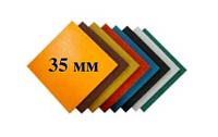 Резиновая плитка Standard 500*500*35 мм
