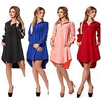 Женское платье рубашка №1051 (р.44-50), фото 1