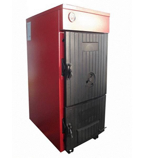 Котел твердотопливный SOLID DUNATECH 14-17 кВт