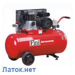 Компрессор 150 л 10 атм 365 л/мин 380В MK103-150-3(400/50) BNHC541FNM510 Fini
