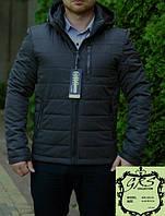Мужская качественная куртка с капюшоном