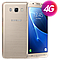 "Смартфон Samsung J710F Galaxy J7 Gold, 2/16Gb, 8 ядер, 13/5Мп, 5.5"", 2 sim, 4G, 3300mAh."