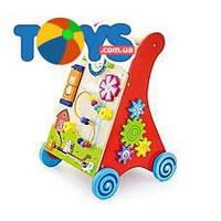 Ходунки-каталка Viga Toys, 50950