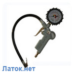 Пистолет для подкачки колес с манометром (блистер) STG-05 Airkraft