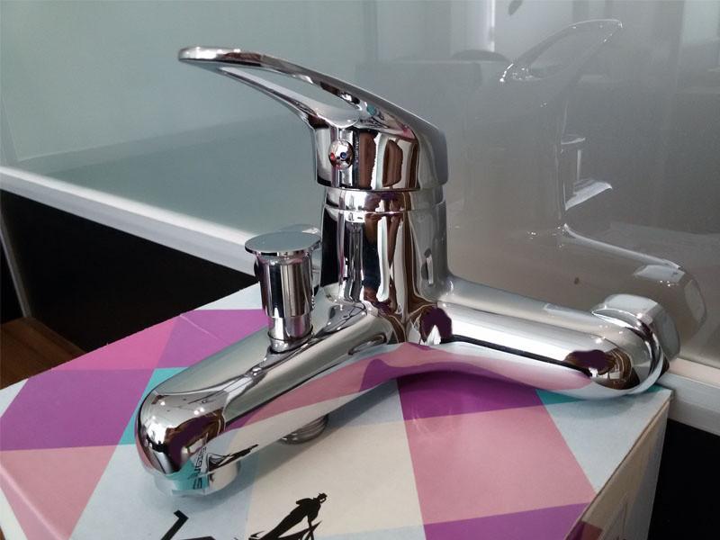 Смеситель для ванны (Латунь/Хром) VENEZIA Armoni 5011401  (Бесплатная доставка  )