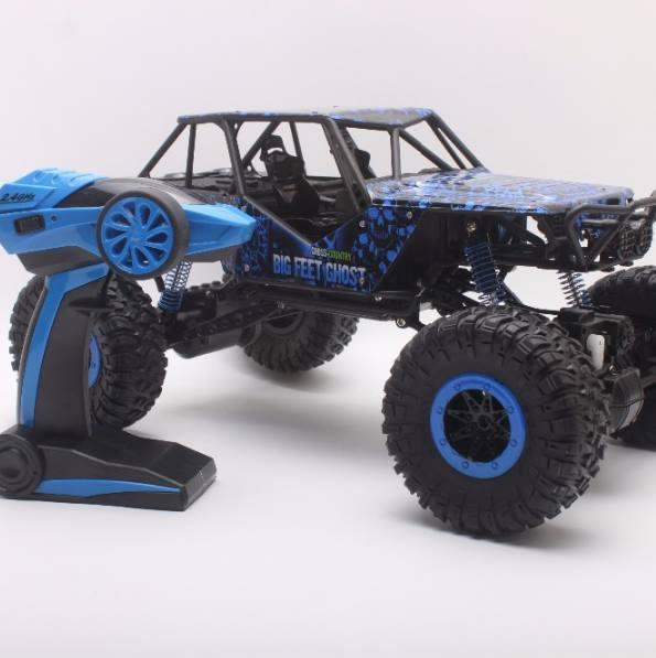 Машина HB-P1002 Синяя
