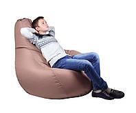 Кресло-груша + внутренний чехол (ткань: Саванна Жаккард, размер: L, XL)