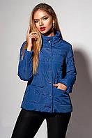 Женская куртка утепленная синтепоном
