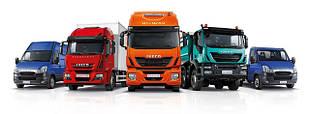 Автостекло для грузовых автомобилей