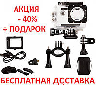 Комплект для экшн камеры креплений крепежей держателей зажимов штативов кронштейнов
