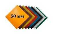 Резиновая плитка Standard 500*500*50 мм