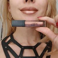 Жидкая стойкая помада Aden Metal Lipstick металлик, тон №01,Antoinette