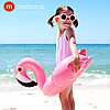 Надувной полукруг Modarina Фламинго 70 см Розовый PF3310