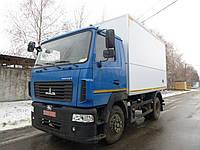 Промтоварный фургон МАЗ