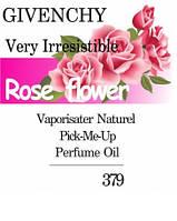 Парфюмерный концентрат для женщин 379 «Very Irresistible Givenchy»