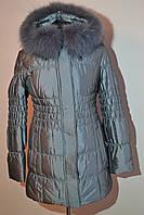 Куртка пуховик пальто Shenowa размер 46, L, зима, фото 1